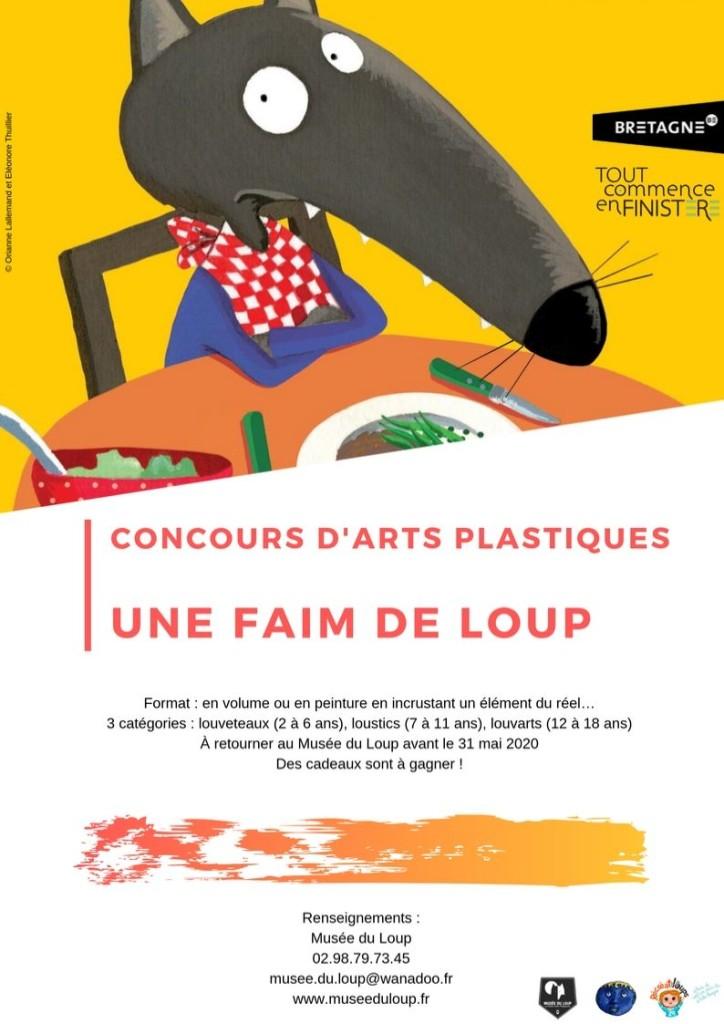 Affiche concours d'arts plastiques 2019-2020 (1)
