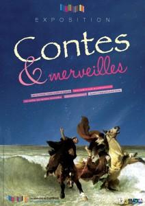 Exposition Contes et merveilles-Salon du Livre 2019-Musée du Loup-001