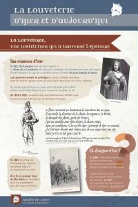 """Exposition """"La Louveterie d'hier et d'aujourd'hui"""""""
