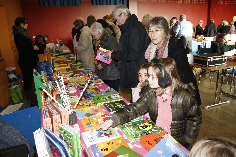 Salon du livre du Dimanche 3 Mars 2013