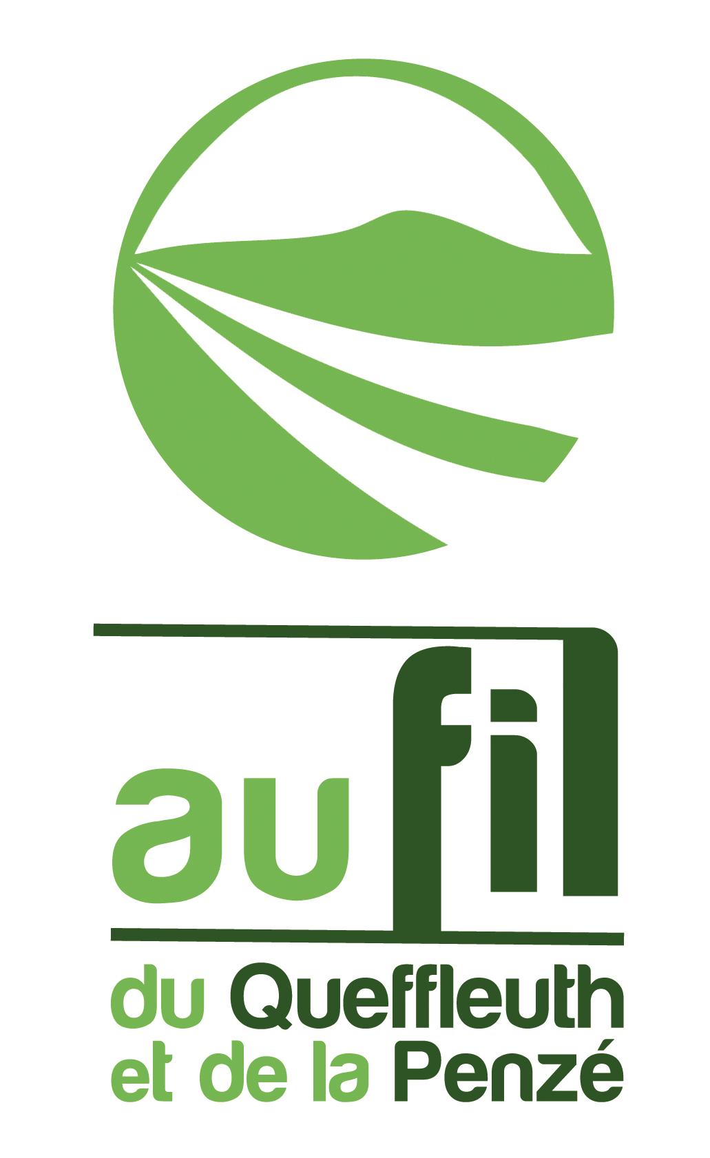 Logo Au fil du Queffleuth et de la Penzé