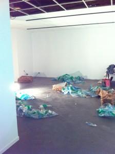 Travaux Musée du Loup Mars 2014