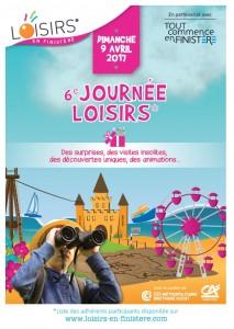 Affiche journée des loisirs 2017