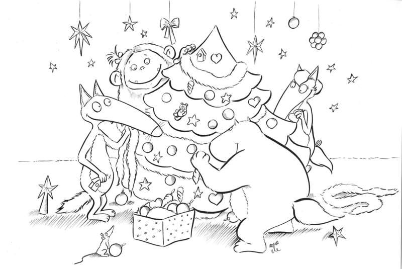 Noël facebook
