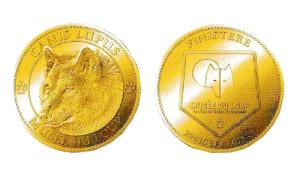 Médailles Musée du Loup 2018