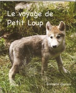 Graziella Capraro-Le voyage de Petit Loup