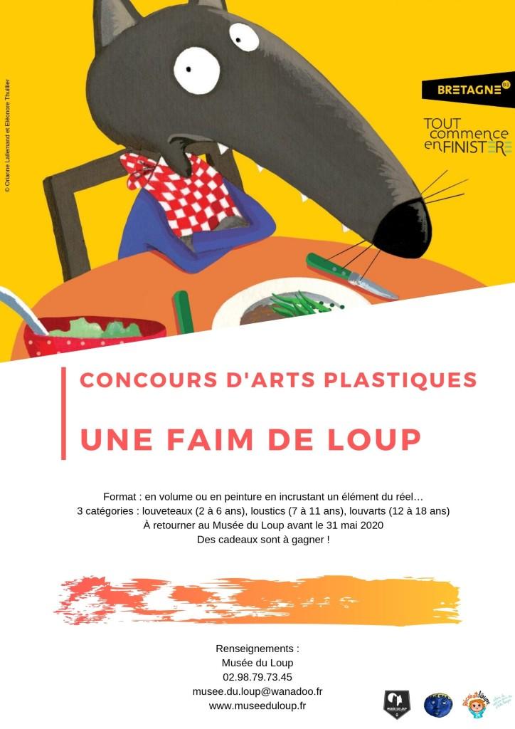 Concours d'arts plastiques 2019-2020
