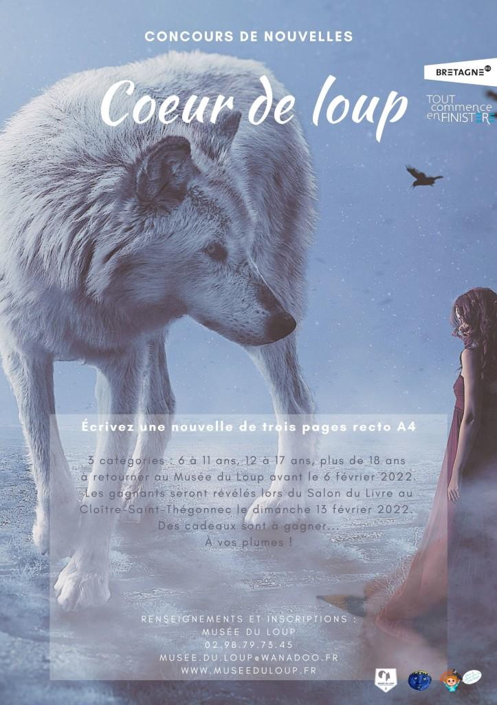 Concours de nouvelles 2022_Coeur de loup_Musée du Loup