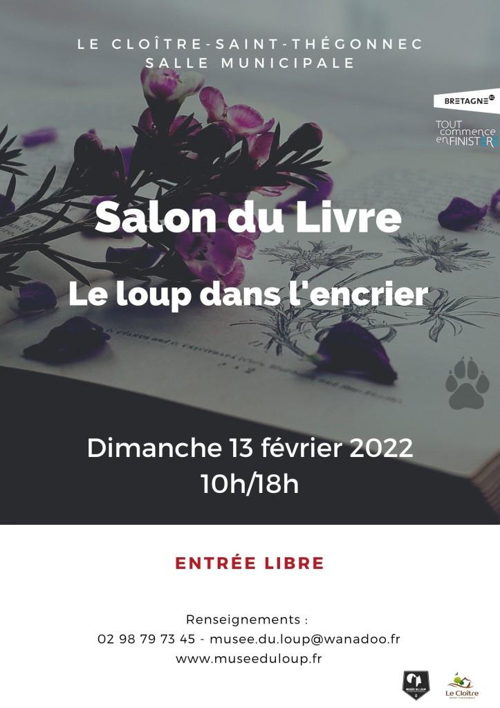 Salon du livre 2022